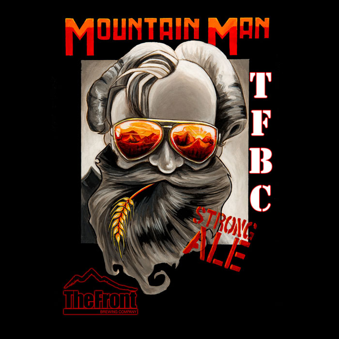 mountain man beer company At jeremiah johnson brewing company our team is focused and excited to make the best beer with the best ingredients available we pride ourselves on work ethic and hustle - everyday we push ourselves to brew new styles and create the next great american beer.